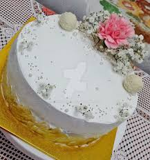 Simple Wedding Anniversary Cake By Geetikasb On Deviantart