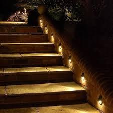 outdoor stairway lighting. Indoor Stair Lighting Outdoor Steps Stairway T