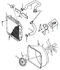 tj wrangler cooling parts 4 wheel parts