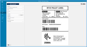 Zebradesigner For Developers 3 Barcode Label Software Zebra