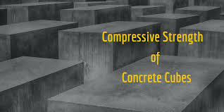 Compressive Strength Of Concrete Cubes Lab Test Procedure