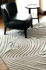 textured area rugs solid color black 4x6