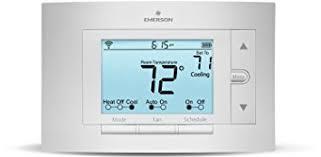 emerson sensi wi fi thermostat 1f86u 42wf for smart home emerson sensi wi fi thermostat 1f86u 42wf for smart home