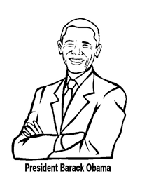 Small Picture Fresh Barack Obama Coloring Page 63 On Free Coloring Kids with