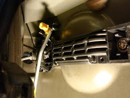 power door lock actuator repair fix your door locks for now that the locking rod is removed you can go to the edge of the door where the door latch is there are 3 torx bolts that hold this latch into place