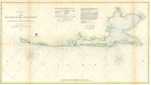 Preliminary Chart No 31 Of The Sea Coast Of The United