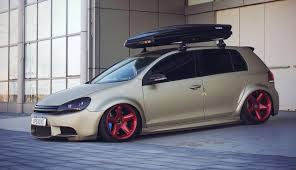 Stanced Volkswagen Golf GTI - Cars One Love