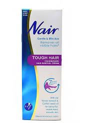 nair 200ml tough hair removal cream