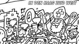 Wie Wint Zijn Naam In Chocoladeletters Haagmedia