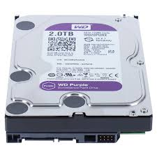 <b>Жесткий диск Western Digital</b> 2 Tb, 17x11x2 см, алюминий/сталь в ...