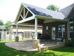 Ideas Patio Roof Plans Or Gable Patio Roof To Choose The Best Porch
