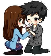 anime love chibi. Exellent Chibi Couple Love And Chibi Image Inside Anime Love Chibi T