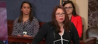 Duckworth Dodger Trump deferment President Calls Five Senator Draft PzqwgdSPx