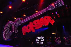 Light And Sound Design Rokbar Club Tech Light And Sound Design