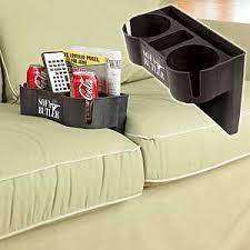 sofa cushion drink holder