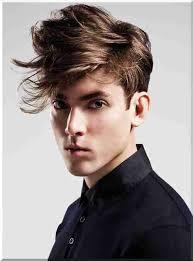 Pánské účesy Středně Dlouhé Vlasy