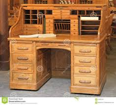 chairs beautiful oak roll top desk value images ideas crest large plans full size of home