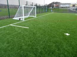 artificial grass football pitch costs