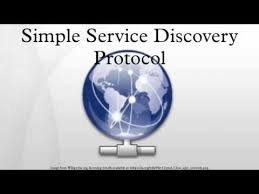 Simple Service Discovery Protocol Youtube
