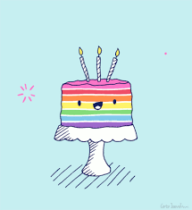 Gif Happy Birthday Cake Birthday Animated Gif On Gifer By Marinn