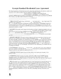 Permalink to Standard House Lease Agreement / Massachusetts Standard Residential Lease Agreement Form Free Download / A house rental lease agreement is an agreement that is specific to residential rental properties and is used to underline the terms and conditions of tenancy, including the rights and obligations of the tenant and the landlord.