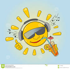 Image result for summer music clip art
