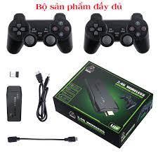 Máy chơi game cầm tay 4 nút HDMI 3500 trò chơi cổ điển PS1/Nitendo  switch/FC Compact/FC - Phụ kiện Gaming Nhãn hàng OEM