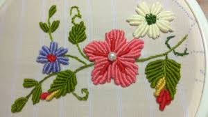 French Knot Stitch Designs Hand Embroidery Embroidery Patterns Brazilian Embroidery