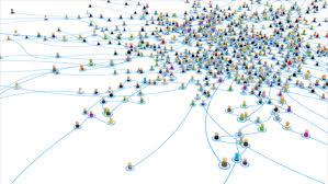 Social Network Analysis Making Invisible Work Visible