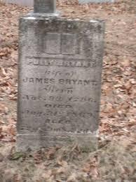 Polly Bryant (Reagan) (1796 - 1869) - Genealogy