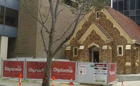 di latte family pursues bid to revive diploma group the west  diploma group s quest adelaide tce east perth project