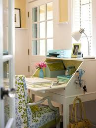 Office In Small Space BHG Centsational Style Office In Small Space