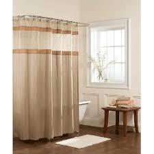 Beige Shower Curtains Buena Vista Fabric Curtain O And Creativity Design