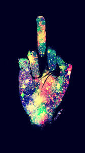 Middle Finger Wallpapers posted by ...