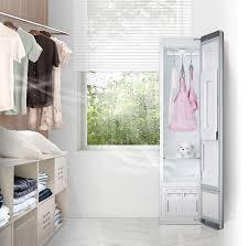 Tủ hấp sấy quần áo LG Styler Giặt - Sấy - Là chỉ trong 20 phút - Điện Máy  Hà Nội