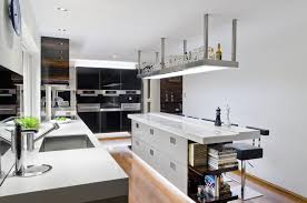 breakfast bar lighting. Kitchen Bar Lights Contemporary With Stainless Steel Appliances Breakfast Lighting R
