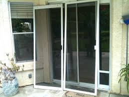 cozy screen door for sliding glass door high quality sliding screen door sliding screen door keeps
