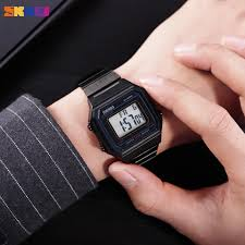 SKMEI <b>Outdoor Sport Watch Men</b> Fashion Casual Digital Watch ...