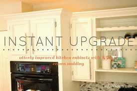 adding molding to kitchen cabinets rapflava adding molding to kitchen cabinet doors