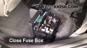 2005 chevy trailblazer interior fuse box diagram psoriasisguru com 2006 Chevy Trailblazer Fuse Box Diagram interior fuse box location 2002 2009 chevrolet trailblazer 2005