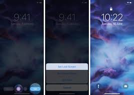 how to use live wallpapers on iphone