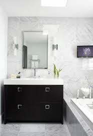 black and white vanity. Fine And Extra Wide Single Black Vanity On And White R