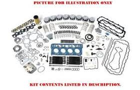 Toyota 7K-C & 7K-E 1.8Ltr Engine Rebuild Kit - Townace | eBay
