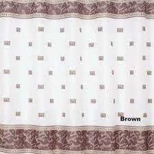 Windsor Fabric Shower Curtain Carnation Home Fashion Curtainshopcom