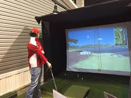 diy golf simulator ideas