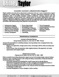 Administrative Assistant Functional Resume. Unique Administrative ...