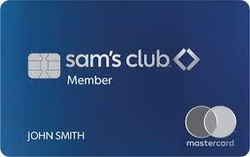 sam s club mastercard apply
