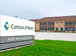 Cotton Oneil North Stormont Vail Health