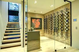 wine glass ceiling rack wall mounted wine and glass rack image of wonderful modern wine rack