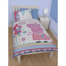 Peppa Pig Tweet Single Duvet Cover Set Polycotton - Huggable Textiles & Peppa Pig Tweet Single Duvet Cover Set Polycotton Front Adamdwight.com